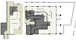 Foundry floor plan