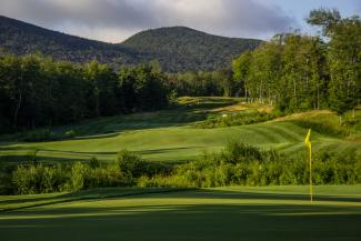 Golf Jay Peak Resort