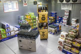 Provisions Beer Cave