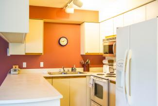 Slopeside Condo 903 Kitchen