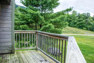 Slopeside Condo 903 Deck