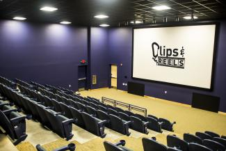 Clips Reels Movie Theater