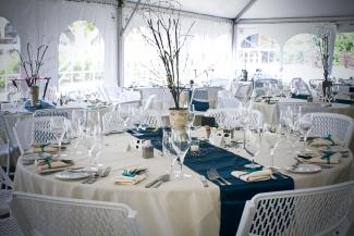 Table Set Tent