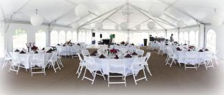 Clubhouse Tent