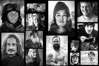 We're us, because you're you. Check out our new campaign page dedicated to you at jaypeakresort.com/thankyou