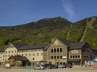 Lodging Jay Peak Resort
